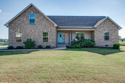 Cheatham County Single Family Home For Sale: 1725 Leaf Ln
