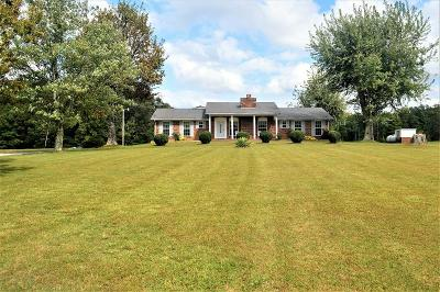 Monteagle Single Family Home For Sale: 1610 Trussell Rd