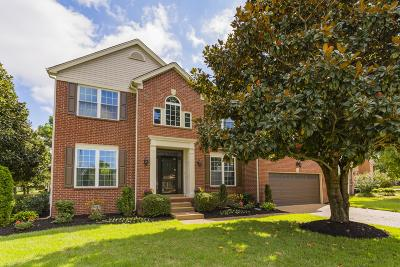 Franklin Single Family Home Under Contract - Showing: 101 Blossom Ct