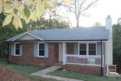 Woodlawn Single Family Home Under Contract - Showing: 4700 Chester Harris Rd