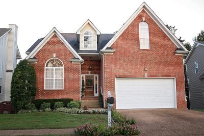 Spring Hill Single Family Home Under Contract - Not Showing: 2108 Ieper Dr