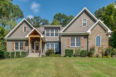 Burns TN Single Family Home Under Contract - Showing: $549,900