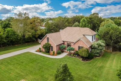 Murfreesboro, Rockvale Single Family Home For Sale: 6550 Dynasty Dr
