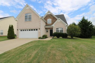 Single Family Home For Sale: 4510 Scottish Dr