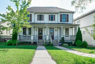 East Nashville Single Family Home Under Contract - Showing: 1516 B Straightway Avenue