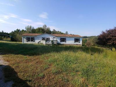 Christian County, Ky, Todd County, Ky, Montgomery County Single Family Home For Sale: 4412 York Landing Rd.