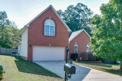 Mount Juliet Single Family Home Under Contract - Showing: 3011 Sir Barton Ct