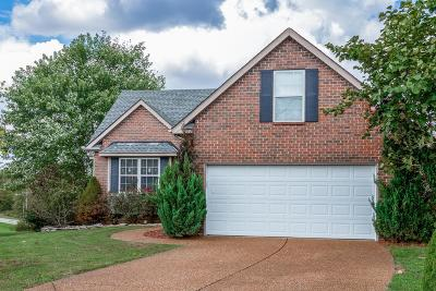 Spring Hill Single Family Home Under Contract - Showing: 2005 Eagle Ct