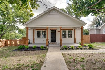 Columbia Single Family Home Under Contract - Showing: 1501 Highland Ave