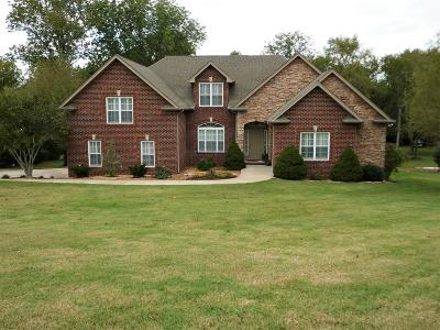 Mount Juliet Single Family Home Under Contract - Showing: 246 Ridgewater Way