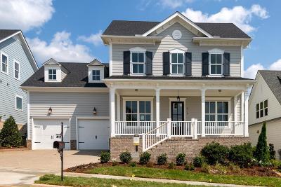 Lockwood Glen, Lockwood Glenn Single Family Home For Sale: 315 Courfield Drive, Lot 156