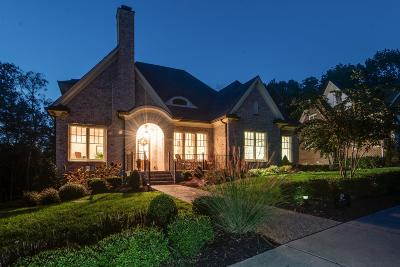 The Grove Single Family Home For Sale: 8509 Highland Rim Ct