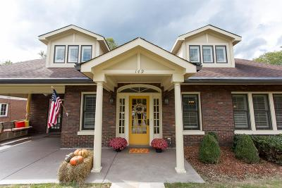 Single Family Home For Sale: 149 Woodmont Blvd.