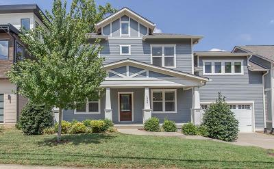 Nashville Single Family Home Under Contract - Showing: 1000 W Grove Ave