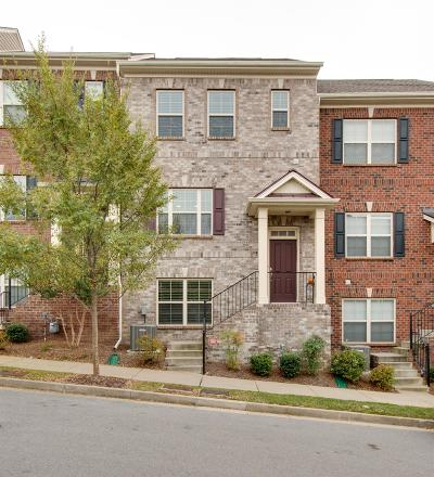 Brentwood Condo/Townhouse For Sale: 5516 Prada Dr