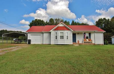 Christian County, Ky, Todd County, Ky, Montgomery County Single Family Home Under Contract - Showing: 2961 Mike Ct