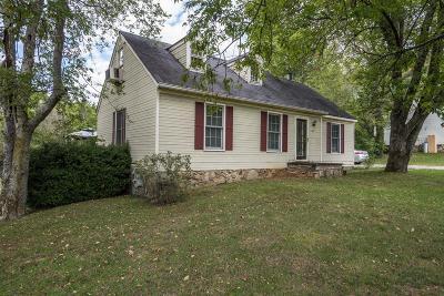 Nolensville Single Family Home For Sale: 1207 Creekside Dr