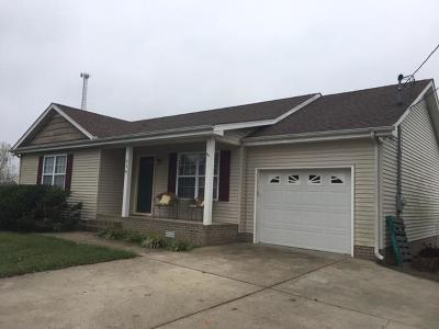 White Bluff TN Rental For Rent: $1,300
