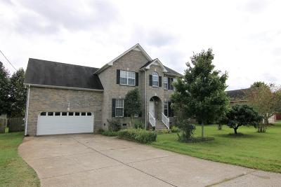 Smyrna Single Family Home For Sale: 708 Draperstown Dr