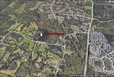 Nashville Residential Lots & Land For Sale: Pulley Road
