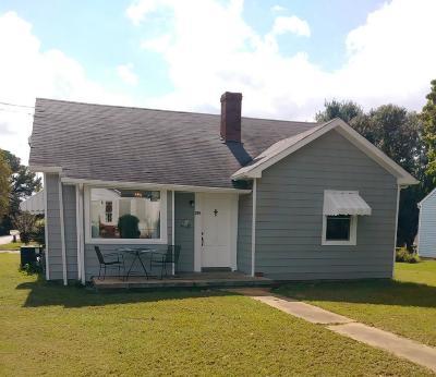 Single Family Home For Sale: 201 Eugene Rd