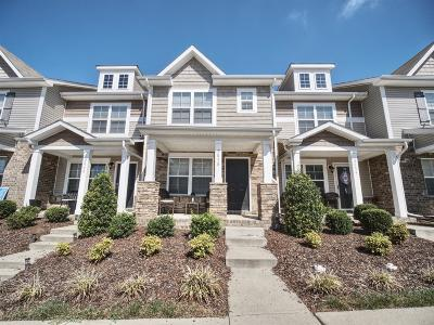 Hermitage Condo/Townhouse For Sale: 2038 Hickory Brook Dr