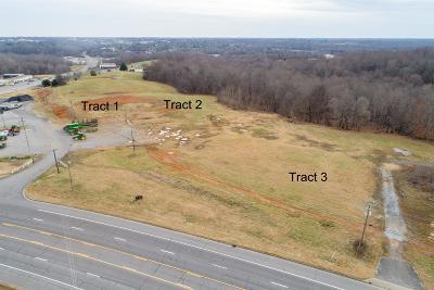 Adams, Clarksville, Springfield, Dover Commercial For Sale: 3 Hwy 41 N