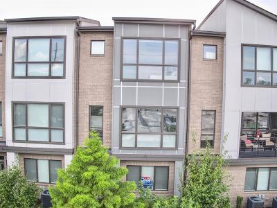 Condo/Townhouse For Sale: 822 Melpark Ct