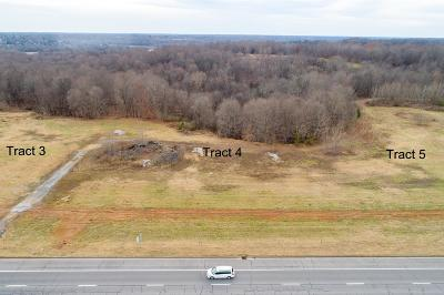 Adams, Clarksville, Springfield, Dover Commercial For Sale: 4 Hwy 41 N