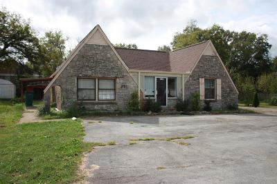 Marshall County Single Family Home For Sale: 713 W Commerce St