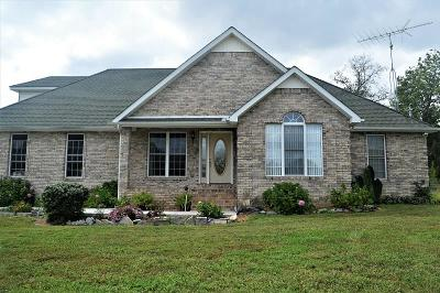 Shelbyville Single Family Home Active Under Contract: 1899 Warner Bridge Rd