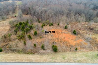 Adams, Clarksville, Springfield, Dover Commercial For Sale: 10 Hwy 41 N