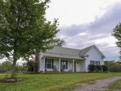 Lewisburg Single Family Home For Sale: 1173 Highway 99