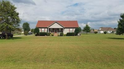 Marshall County Single Family Home For Sale: 1994 Overland Dr