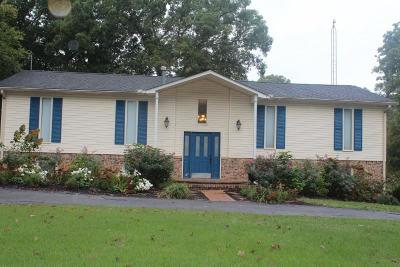 Paris Single Family Home For Sale: 130 Bell Ln