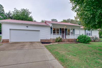 Columbia Single Family Home For Sale: 1518 Potter Dr
