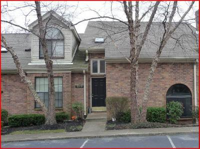 Brentwood Condo/Townhouse For Sale: 5916 Stone Brook Dr