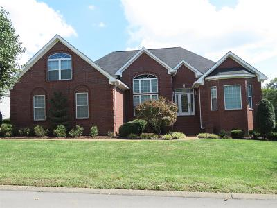 Old Hickory Single Family Home For Sale: 4004 Brandywine Pointe Blvd