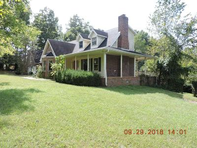 Robertson County Single Family Home For Sale: 3016 New Hall Road