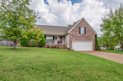 Spring Hill Single Family Home Under Contract - Showing: 2602 Matchstick Pl