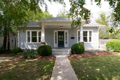 Nashville Single Family Home For Sale: 3602 Westbrook Ave