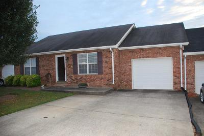 Shelbyville Condo/Townhouse Under Contract - Not Showing: 1126 Horse Mtn Rd # 1126-G