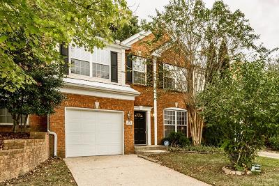 Brentwood Condo/Townhouse Under Contract - Not Showing: 601 Old Hickory Blvd Unit 11 #11