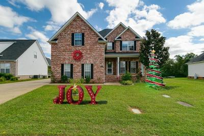 Single Family Home For Sale: 5215 Cloister Dr