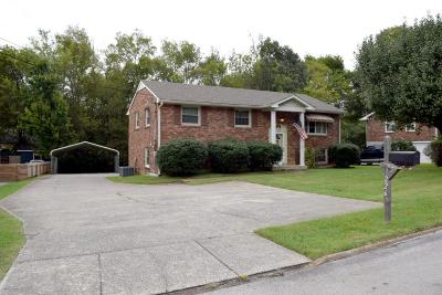 Davidson County Single Family Home For Sale: 226 Willow Ln