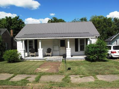 Maury County Single Family Home For Sale: 412 Wall St