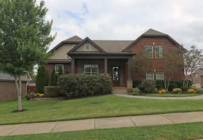 Hermitage Single Family Home For Sale: 2536 Hessey Pass
