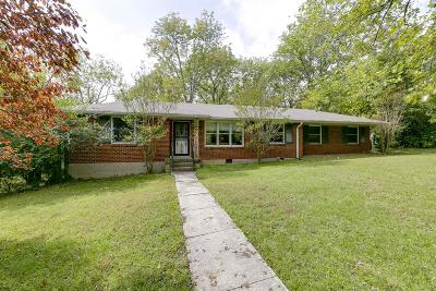Madison Single Family Home Under Contract - Not Showing: 817 Barbara Dr