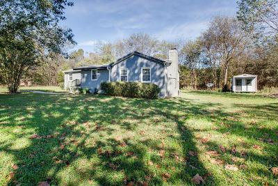 College Grove Single Family Home For Sale: 6831 Glenn Ln