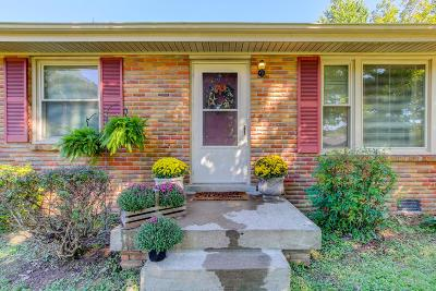 Clarksville Single Family Home For Sale: 135 Kingswood Dr